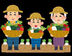 野菜をいっぱい作ろう