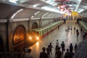 北朝鮮の地下鉄